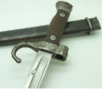 French M1892 Mannlicher Berthier Carbine Bayonet
