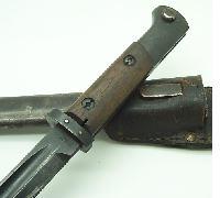 Austrian Mannlicher 1895 Bayonet