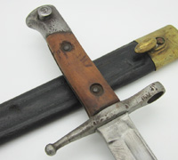 Italian M1891 Bayonet