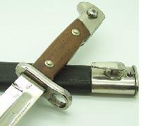 Spanish M1893 Bayonet