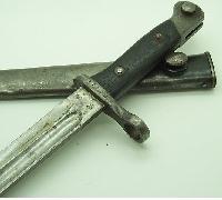 Chilean 1895 Mauser Bayonet by WKC