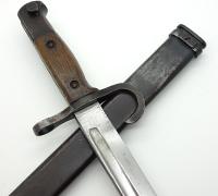 Early Japanese Type 30 Bayonet by Matsushita