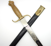 M.1852 Faschinenmesser Infantry Short Sword by WKC