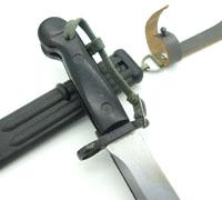 East German AKM59 Bayonet