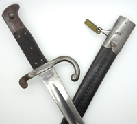 Danish Model 1867 Yataghan Bayonet