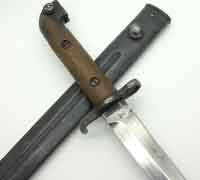 Swedish Model 1914 Bayonet