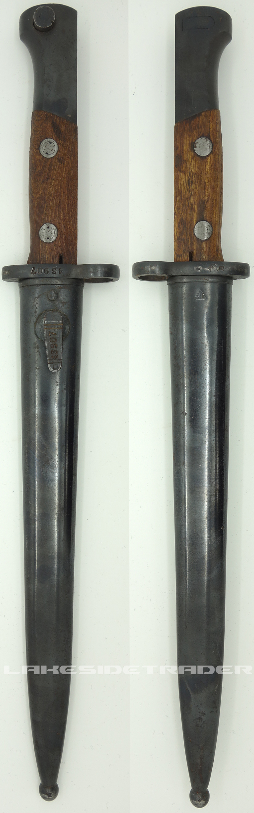 Yugoslavian M1924 Combat Bayonet