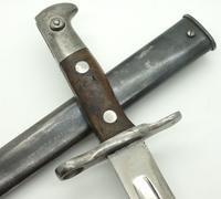 Swiss M1889 Bayonet