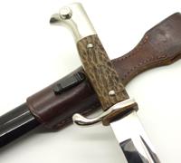 Ersatz Stag Grip Short Dress Bayonet by Eickhorn