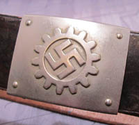 DAF Belt and Buckle