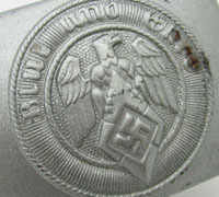 Hitler Youth Belt Buckle by JFS