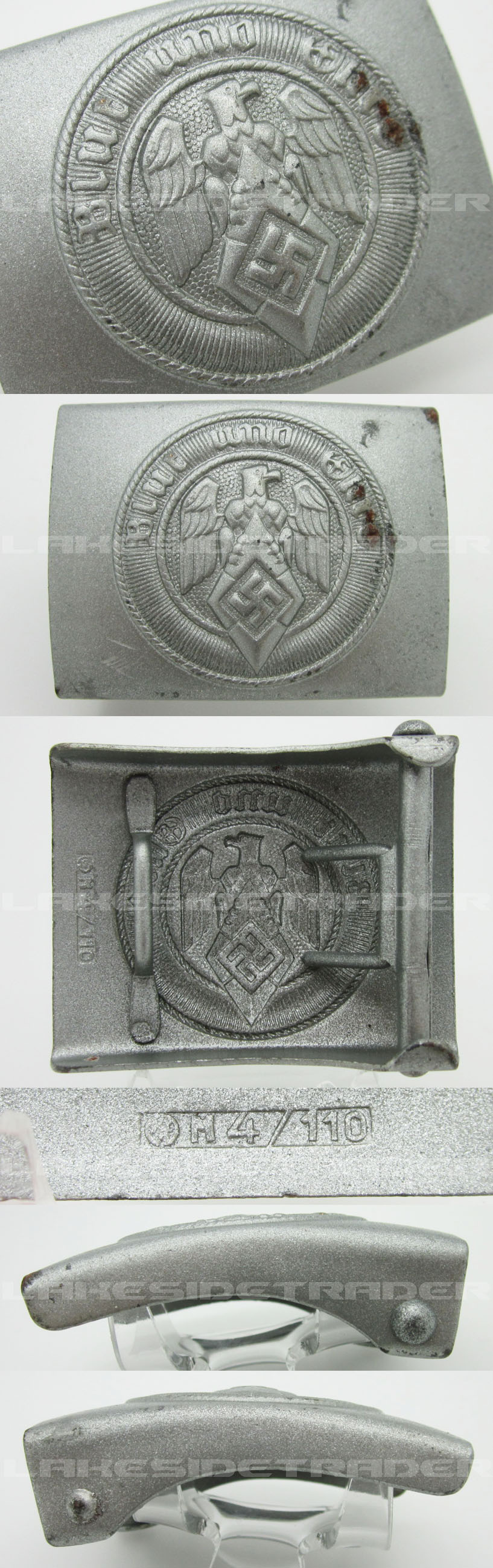 Hitler Youth Belt Buckle by JFS