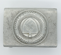 RAD EM/NCO Belt Buckle by Ad. B 1936