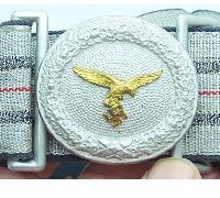 Luftwaffe Officer Brocade Belt and Buckle
