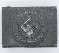 Fire Protection Police EM/NCO Belt Buckle