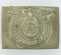 SS EM Belt Buckle by Overhoff