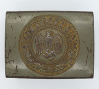 Army Belt Buckle by H.K.