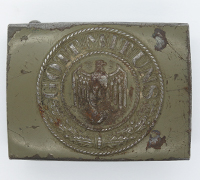 Army Belt Buckle by IKA 1943