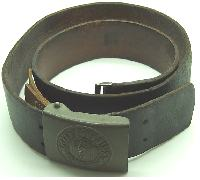 Tabbed Army Belt & Buckle by J.C. Maedicke