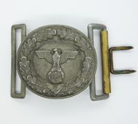 National Forestry Junior Officer Buckle