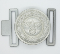 Justice Official Belt Buckle by Overhoff
