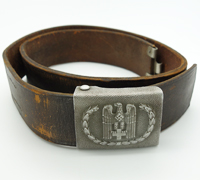 DRK Red Cross EM/NCO Belt and Buckle