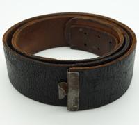 Black SS/SA/NSKK Belt
