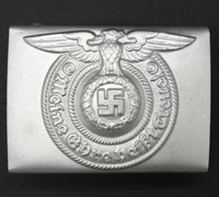 Mint SS EM Belt Buckle by RS&S 1938