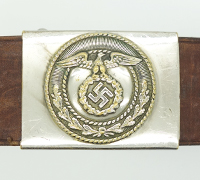 NSKK EM/NCO Belt and Buckle