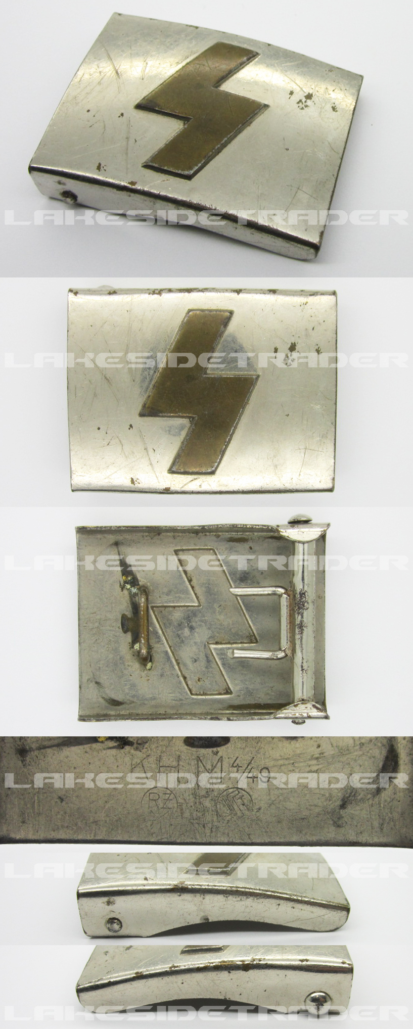 DJ Belt Buckle by Steinhauer & Lück