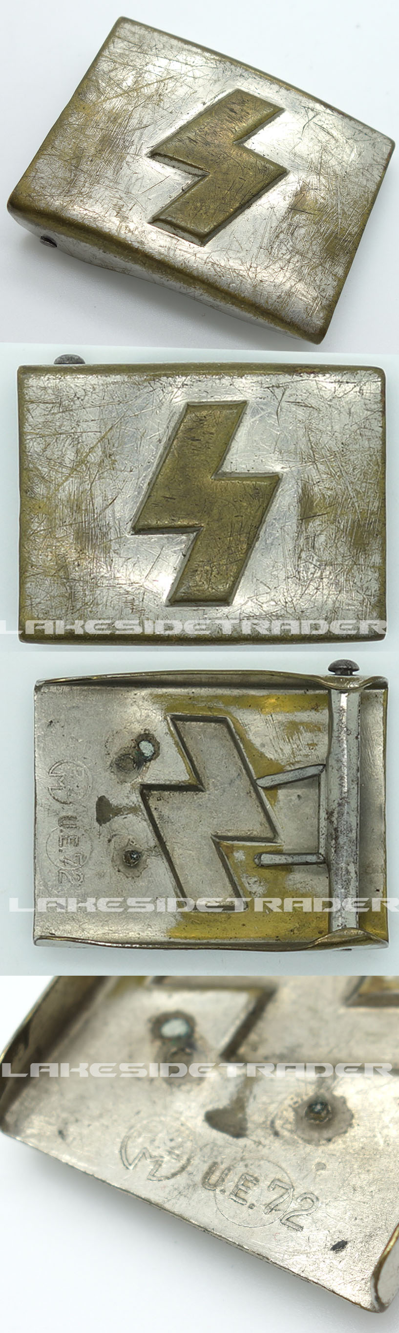 DJ Belt Buckle by Petz & Koch