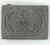 The German Red Cross Belt Buckle