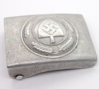 RAD EM/NCO Belt Buckle by N&H