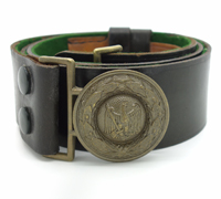 1st Pattern Justice / Forestry Belt Buckle by S&L