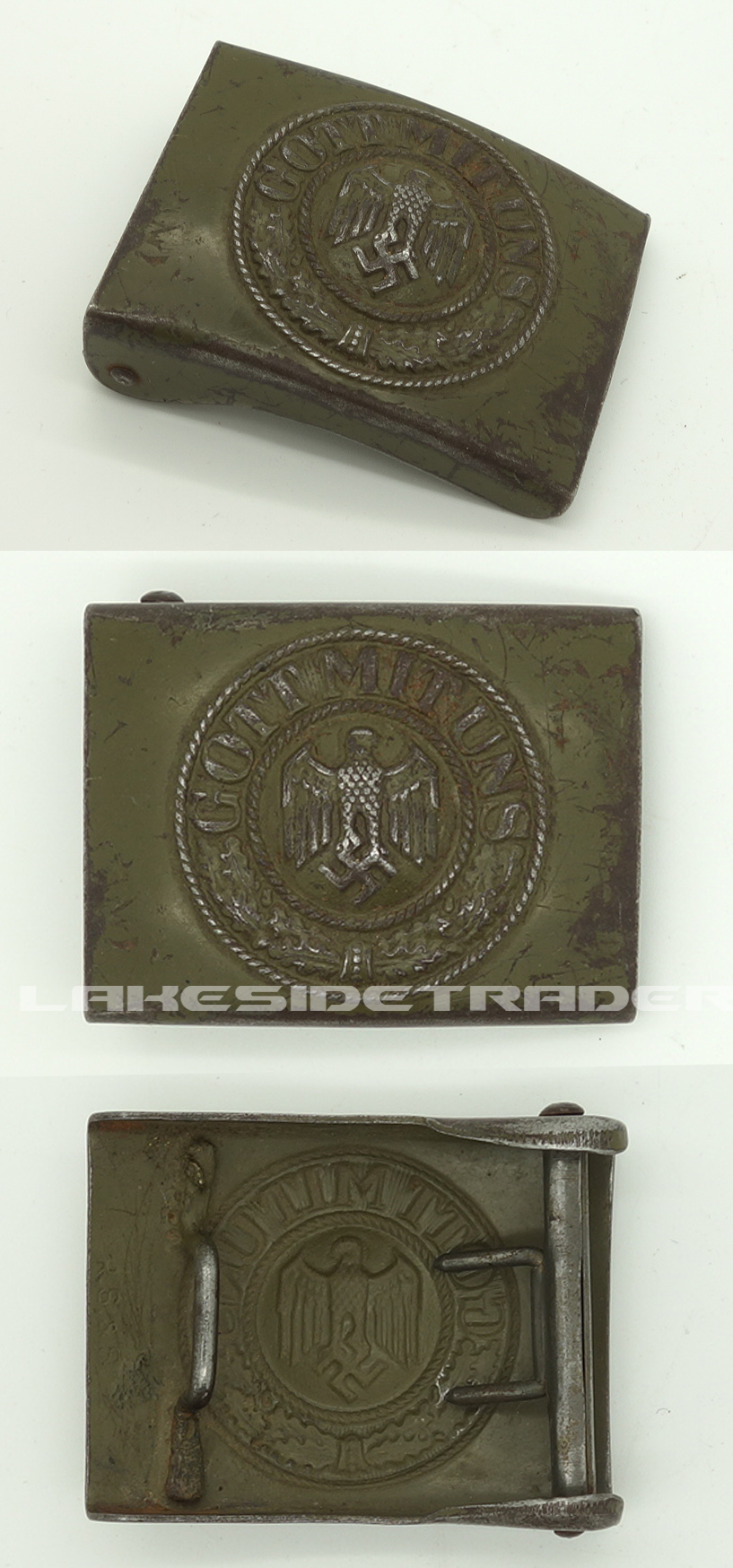 Army Buckle by R.S. & S.