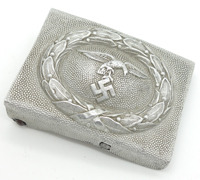 Early experimental Luftwaffe Belt Buckle