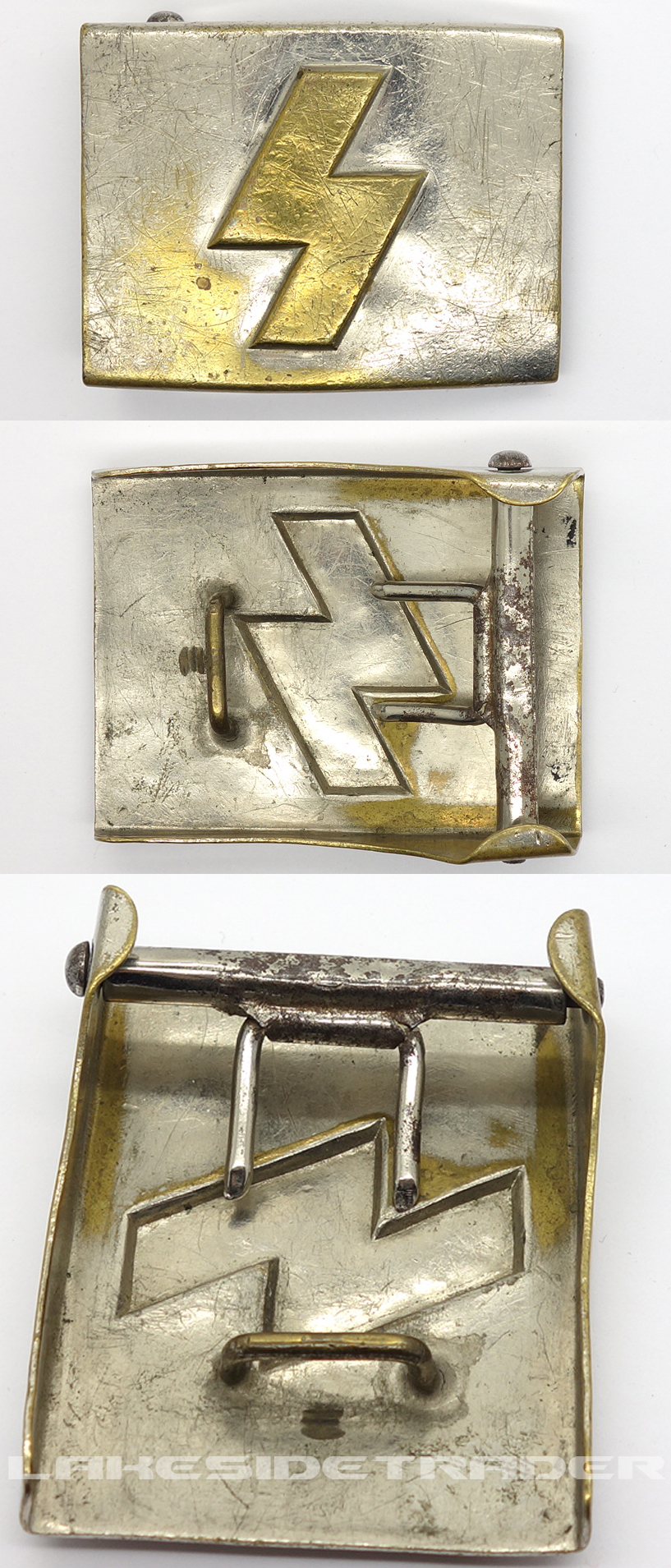 DJ Belt Buckle