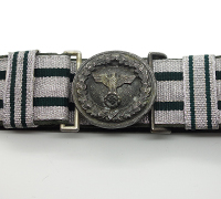 Forestry Official Brocade belt and Buckle
