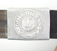 Army Dress Belt and Buckle