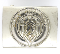Hitler Youth Belt Buckle by Overhoff
