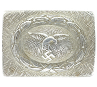 Early Luftwaffe Belt Buckle by J.D.