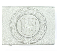 Westfalen Fire Defense Service EM Belt Buckle