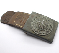 Imperial Army Belt Buckle 1916 by Stimming & Venzlaff