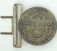 Political Leader Belt Buckle by Giesse & Schmidt