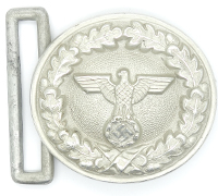 National Forestry Officer Belt Buckle