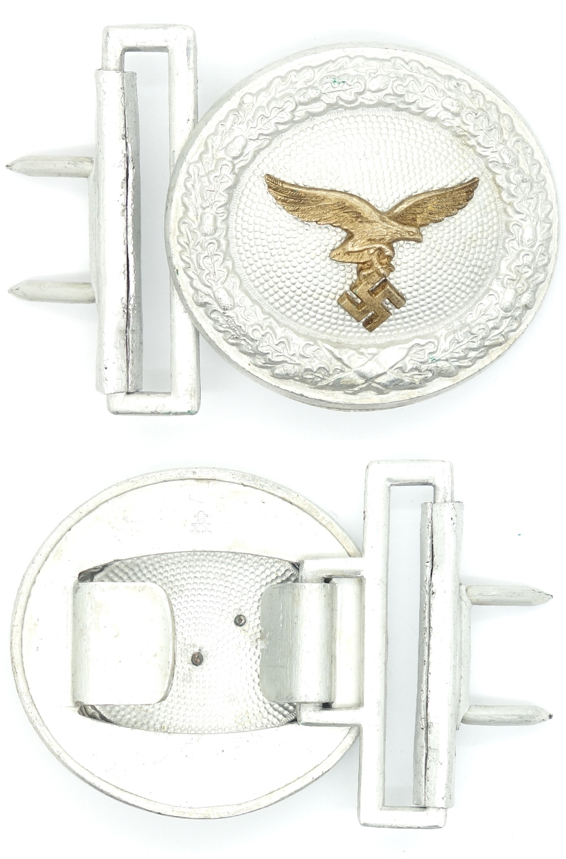 Luftwaffe Officers Brocade Belt Buckle by Assmann