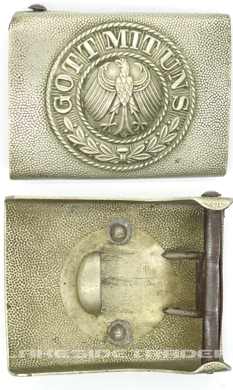Wiermar Era Army Belt Buckle