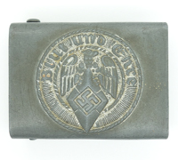 Hitler Youth Belt Buckle by RZM M5/276