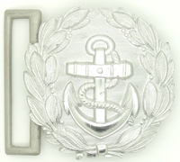 Navy Administrative Officers Belt Buckle