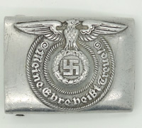 SS Buckle by 822/38